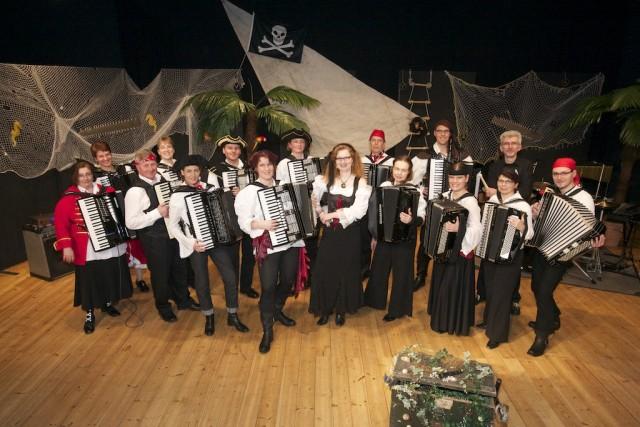 NordMix beim Jubiläumskonzert 2011